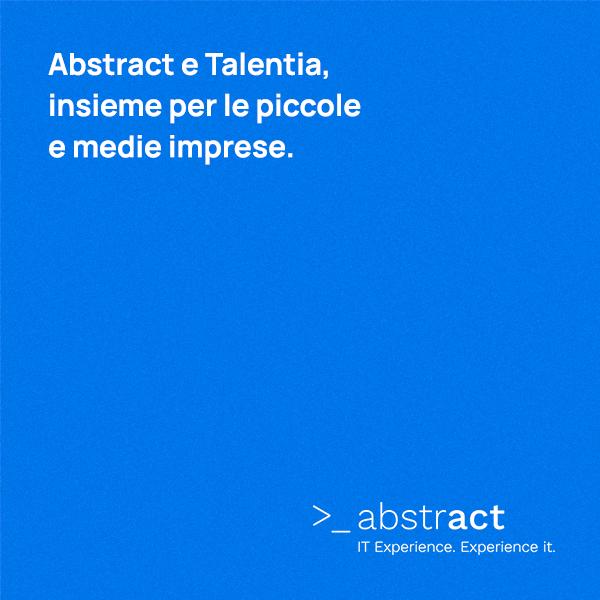 Abstract e Talentia Software: la migliore soluzione Tax per le piccole e medie imprese.