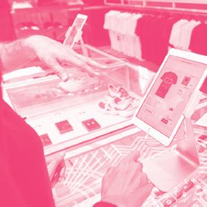 Strumento mono/multi brand di supporto alla vendita in negozio disponibile su iPad e su Touch Screen
